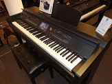 Yamaha Clavinova CVP 605 Showroom mode