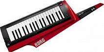 Korg RK100S Keytar keyboard Red