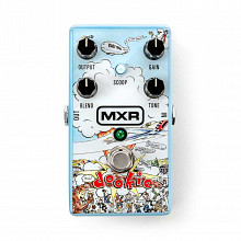 MXR DD25 Dookie Drive Limited Edition effectpedaal