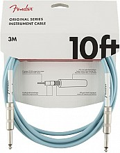 Fender Original Series Instrument Cable 10 Daphne Blue