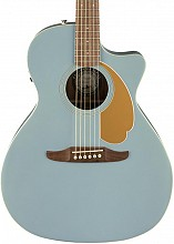 Fender Newporter Player Ice Blue Satin