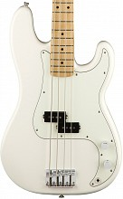 Fender Player Precision Bass MN Polar White
