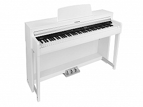 Medeli DP460K WH white digitale home piano