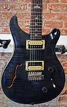 PRS 2019 SE Custom 22 Semi Hollow Grey Black