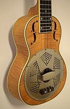 Gold Tone resonator Resouke Maple T tenor ukulele