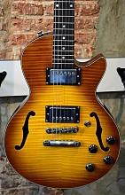 Maybach Little Wing Arched Top Cutaway Midnight Sunset Aged