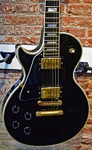 Gibson Les Paul Custom Black LH