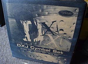 Stagg DXJ cymbal SET