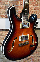 PRS SE Hollowbody II Tri-Colour Sunburst