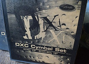 Stagg DXC cymbal SET