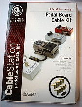 Planet Waves pedalboard cable kit