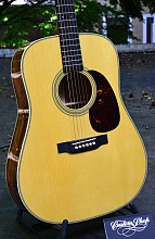 Martin Custom Shop D14 Tasmanian Blackwood