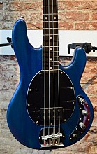 Sterling by Music Man SUB SR-4 Trans Blue Satin