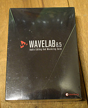 Steinberg Wavelab 8.5 Mastering Software