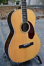 Fender Paramount PM2 deluxe Parlour natural
