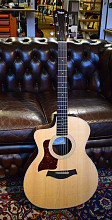 Taylor 214CE-L rosewood lefthanded