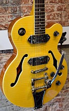 Epiphone Wildkat Antique natural Bigsby