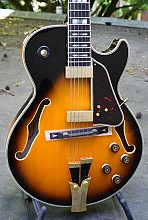 Ibanez GB10SE BS George Benson Signature