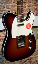 Squier Classic Vibe 60s Custom Telecaster LRL 3TS