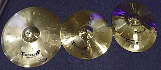 ORION TW90 Twister Cymbal SET