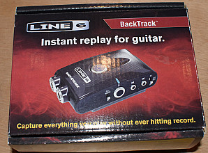 Line 6 Backtrack Guitar Recorder