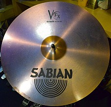 Sabian VFX Crash 16 Tony Verderosa