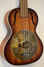 Kala Ka Res BRS resonator ukulele