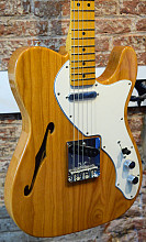 Fender American Original 60s Telecaster Thinline Aged Natural