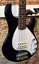 Music man Stingray 5H RW Black