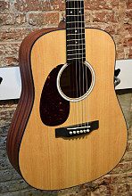 Martin DJR-10L dreadnought junior linkshandig
