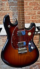 Sterling Stingray 3-Tone Sunburst