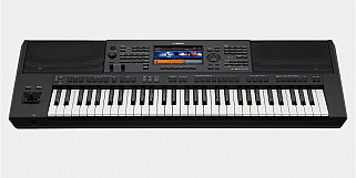 Yamaha PSR-SX700 workstation keyboard