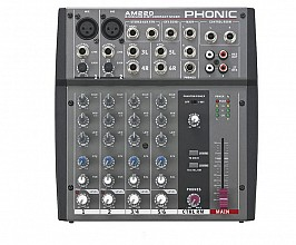 Phonic AM220 analoge mixer