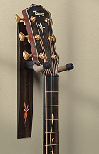 Taylor Ebony Guitar Hanger Bouquet inlay