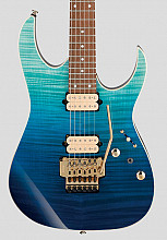 Ibanez RG420HPFM Blue Reef Gradation