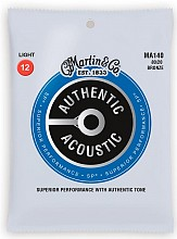 Martin MA140 Authentic Acoustic SP Light Bronze
