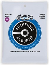 Martin MA535 Authentic Acoustic SP Custom Light Phosphor Bronze