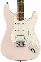 Squier Bullet Stratocaster HSS LRL Shell Pink