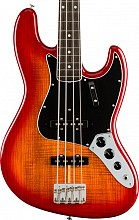 Fender Rarities Flame Ash Top Jazz Bass Plasma Red Burst