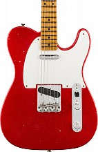 Fender 1957 Telecaster Journeyman Relic MN Aged Candy Apple Red