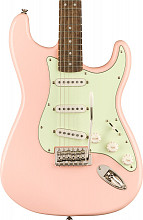 Squier FSR Classic Vibe 60s stratocaster LRL Shell Pink