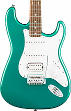 Squier Affinity Stratocaster HSS LRL Race Green