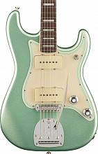 Fender Parallel Universe II Jazz Strat Mystic Surf Green