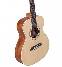 Alvarez RS26 Natural Satin Finish