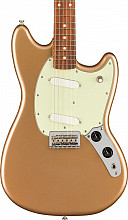 Fender Player Mustang PF Firemist Gold