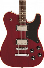Fender Made in Japan Troublemaker Telecaster RW Crimson Red