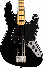 Squier Classic Vibe 70s Jazz Bass MN Black