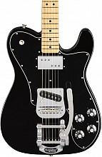 Fender 2019 Limited Edition 72 Telecaster Custom w/Bigsby Black