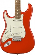Fender Player Stratocaster PF Sonic Red LH