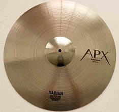"Sabian APX 20"" solid ride"